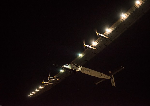 Solar Impulse è in Europa
