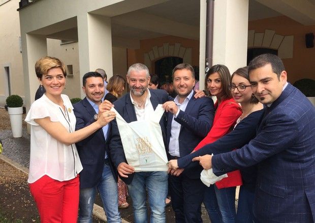 Don Pietro Savastano protagonista del nuovo spot di Legambiente