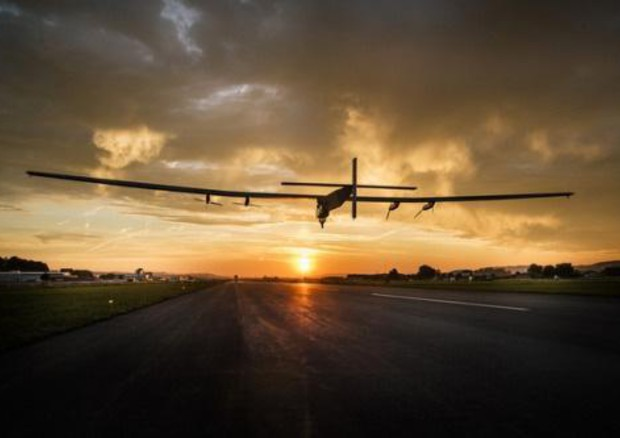 Penultima tappa per velivolo Solar Impulse