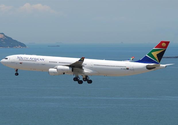 Sudafrica, jet vola con biocarburante italiano da tabacco