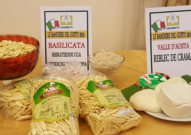 Bandiere del gusto, 269 vanno alla Calabria: una tavola di eccellenze