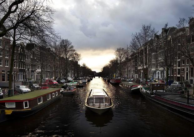 Amsterdam: nei canali barche robot per la salute delle acque