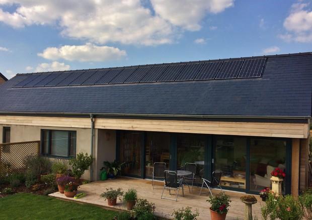 Con google maps stima costi impianto solare su propria - Esposizione solare casa ...