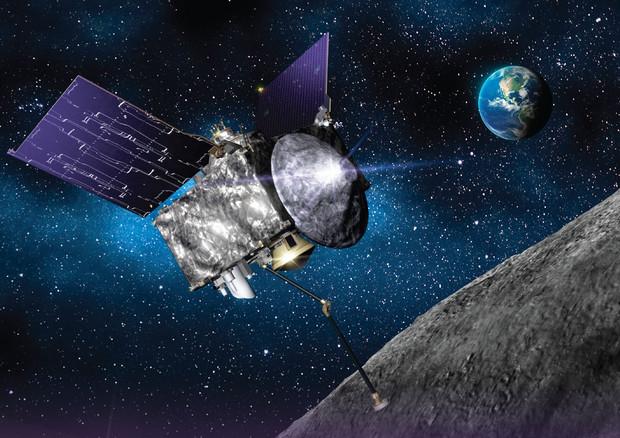 Risultati immagini per sonda OSIRIS-REx