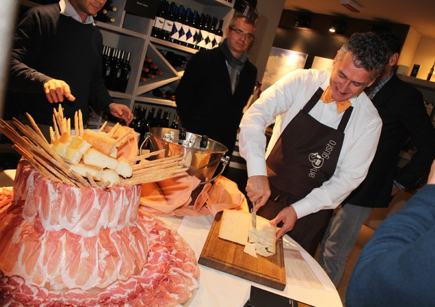 A  Parma Wine and Food Academy © ANSA