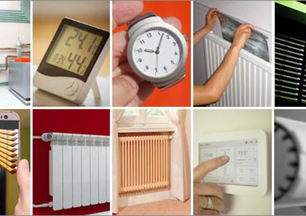 Riscaldamento, decalogo per risparmiare - Energia - ANSA.it