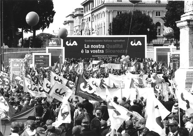 Cia-Agricoltori Italiani compie 40 anni,tra sfide e ...
