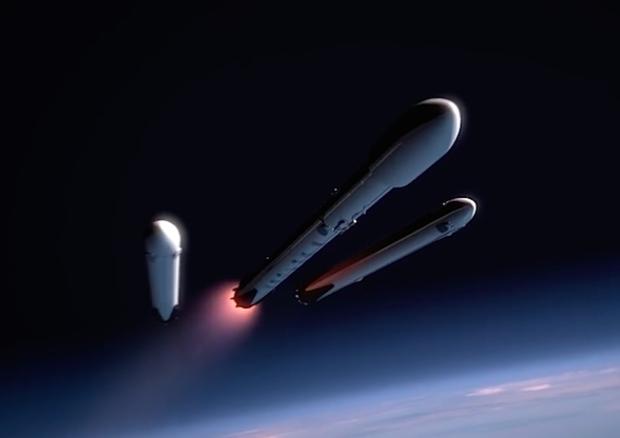 Elon Musk, una Tesla roadster è pronta per Marte