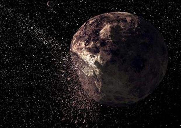 Il super asteroide Phaethon torna a salutare la Terra