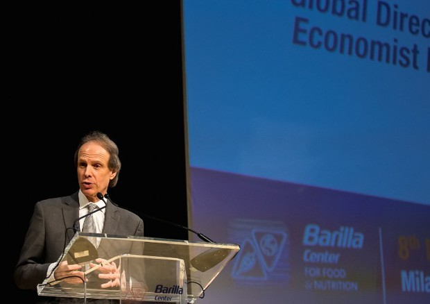 Leo Abruzzese, Global Director of Public Policy for The Economist Intelligence Unit's © ANSA