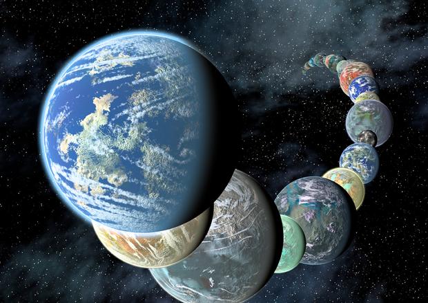 Scoperti sette pianeti simili alla Terra