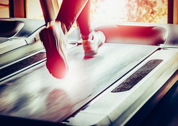 Sfatato il 'mito' dell'esercizio fisico per controllare il peso © Ansa