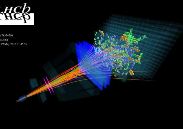 E' di Oria uno dei due ricercatori che hanno scoperto nuove particelle