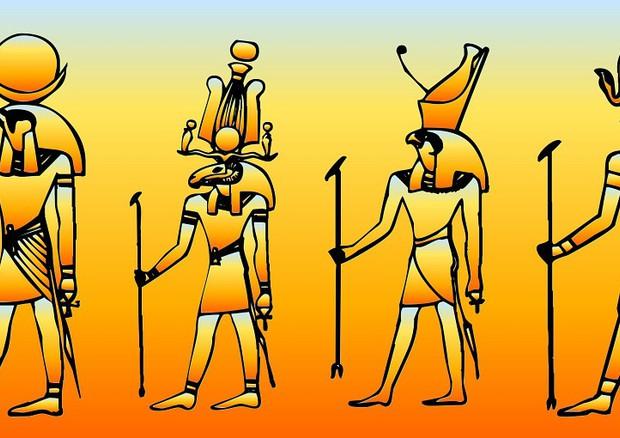 In Egitto c'è stato spazio anche per riti sciamanici in un passato molto remoto, nel Neolitico © Ansa