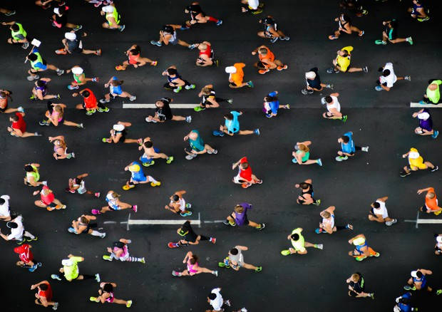 Un'ora di corsa può 'regalarci' 7 ore di vita © Ansa