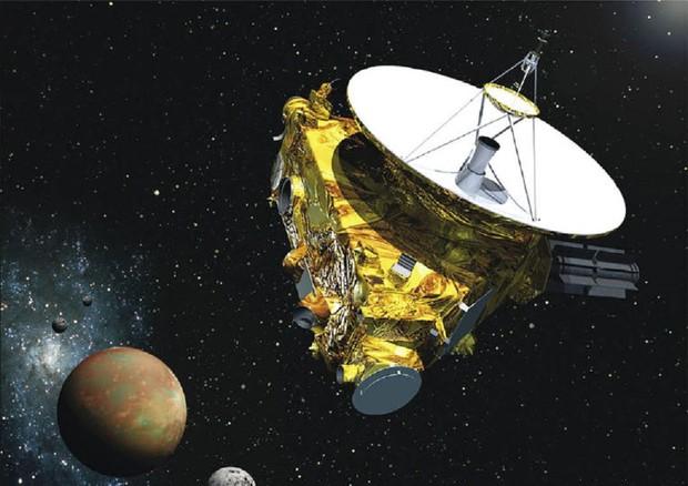 Va in letargo la sonda che ha incontrato Plutone (fonte: Nasa) © Ansa