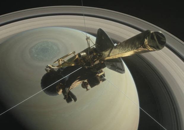 Cassini: per la sonda inizia il gran finale