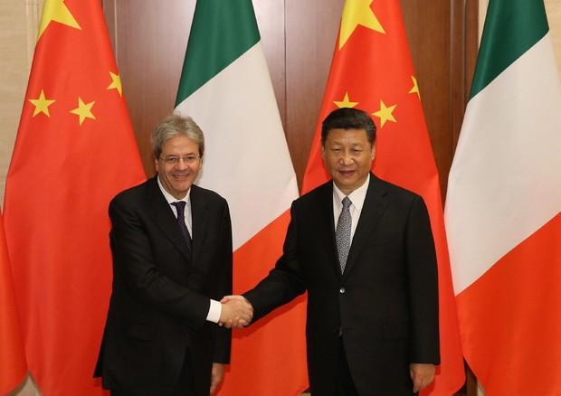 Gentiloni in Cina: