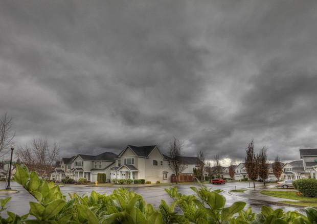 Un tornado (fonte: Mike McCune) © Ansa