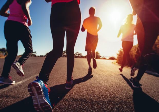 L'esercizio fisico è un'arma contro 22 malattie, dal diabete 2 all'Alzheimer © Ansa