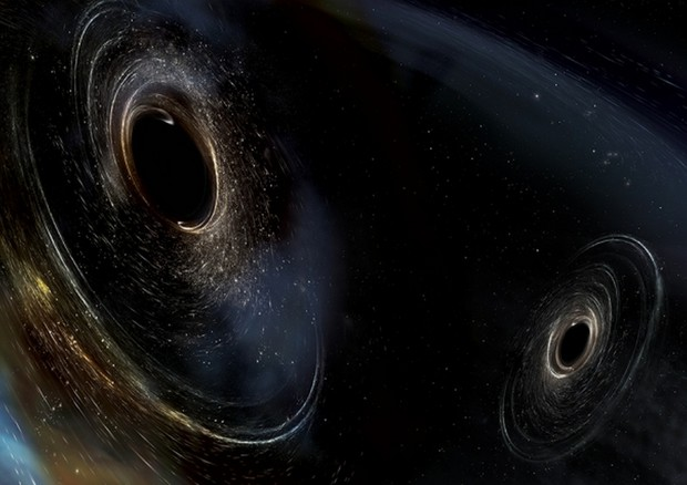 Onde gravitazionali rivelano buchi neri