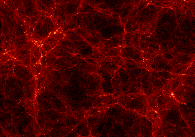 Una nuova ricerca fa un po' di luce sulla materia oscura
