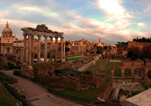 Ricostruita la storia geologica di Roma (fonte: pixabay) © Ansa
