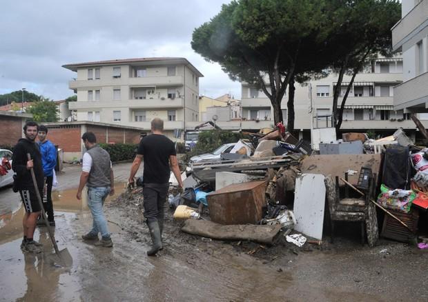 Legambiente, 7 milioni gli italiani a rischio alluvioni - Clima ...