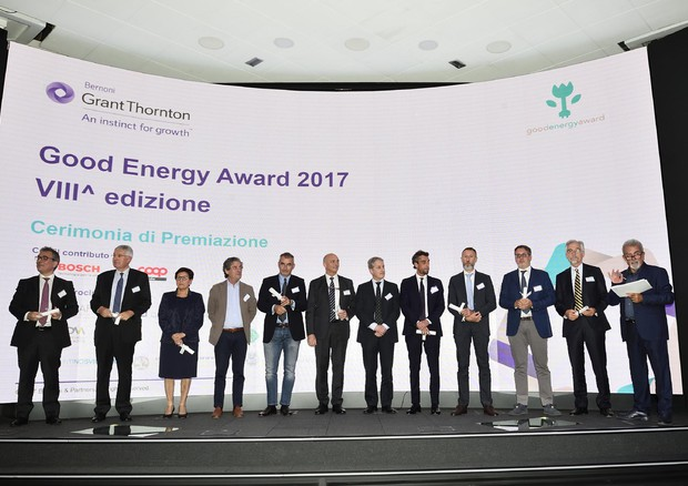 Good Energy Award 2017 © ANSA