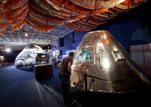 NASA, A Human Adventure: la mostra sullo spazio apre a Milano