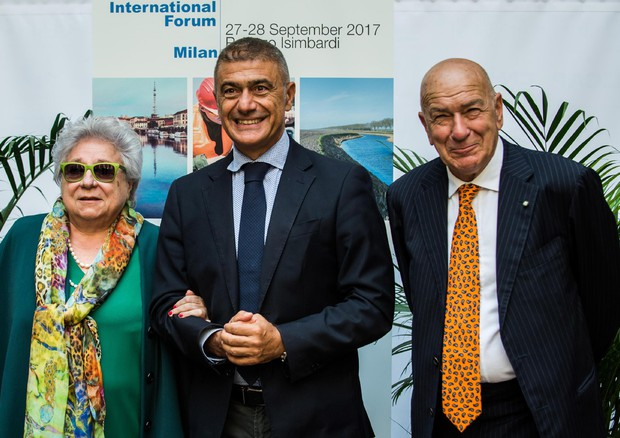 Forum Internazionale 'Rules of water, Rules for life' © ANSA