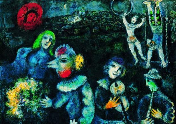 Il Carnevale Nell Arte Da Picasso A Chagall Speciali Ansa It