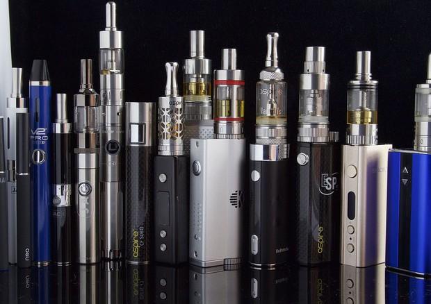 Sigarette elettroniche danneggiano il Dna di cuore, polmoni e vescica
