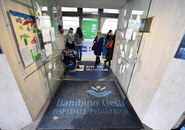 L'ospedale Bambino Ges