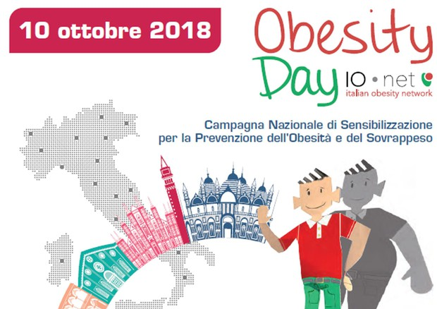 Obesity day, mercoledì ambulatorio aperto per incontrare i professionisti