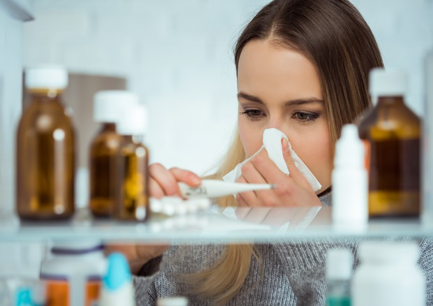 Already 125 000 Italians affected by influenza, antibiotics only in severe cases © Ansa