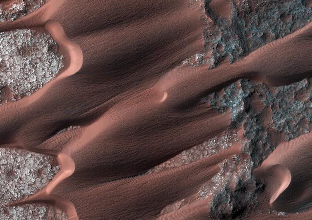 InSight ha registrato il vento marziano — NASA