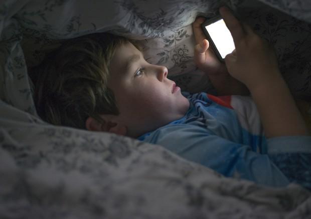 Telefonino compagno anche di notte, se Internet è malattia - Salute & Benessere