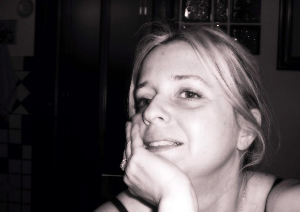 Patrizia Cocco in una foto tratta dal suo profilo Facebook © ANSA