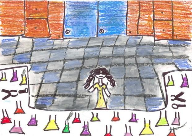 Nei Disegni Dei Bambini 1 Scienziato Su 3 è Donna News Ansait