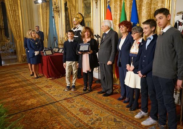 8 marzo: Mattarella e Fedeli premiano studenti Altre News