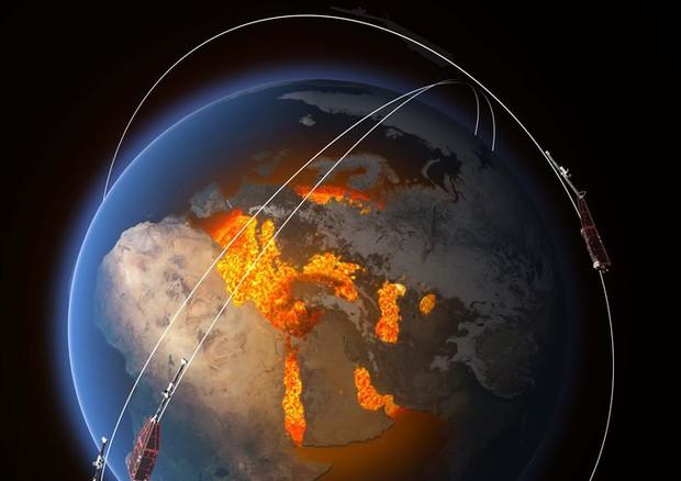 Dal calore degli oceani un altro campo magnetico terrestre