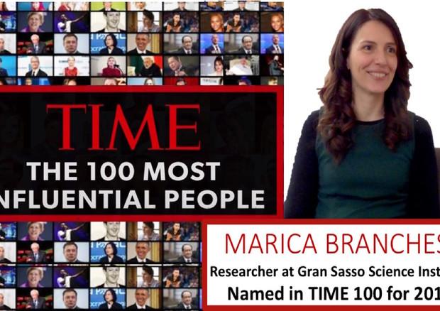 Astrofisica italiana Branchesi su Time, l'orgoglio dei ricercatori italiani