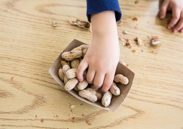 Allergie alimentari: le salviettine umidificate aumentano il rischio nei bambini