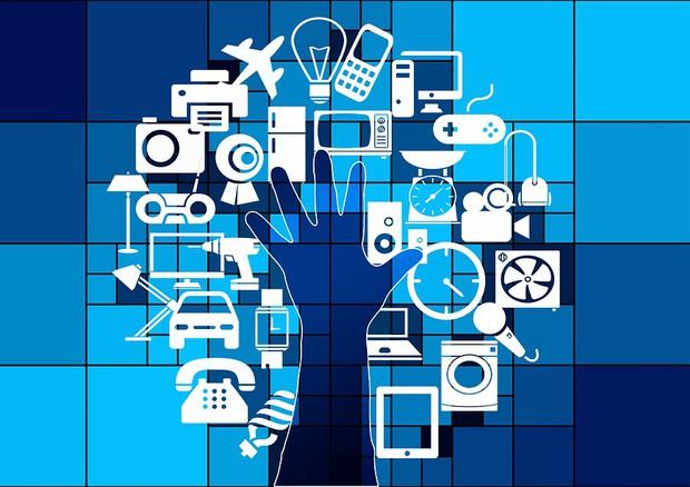 Nel 2020, con l'arrivo delle connessione 5G, si prevede che almeno 50 miliardi di oggetti saranno connessi fra loro nel mondo (fonte: Pixabay) © Ansa
