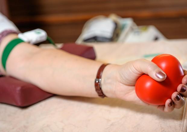 Sangue, diminuiscono i donatori in italia