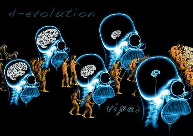 Uno studio su 730.000 uomini indica che a partire dagli anni '70 i punteggi dei test de'intelligenza stanno diventando sempre più bassi (fonte: v i p e z, Flickr) © Ansa