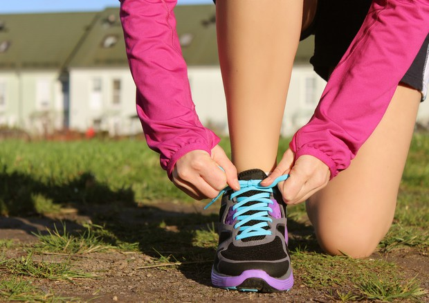 Con scarpe da corsa super-ammortizzanti più lesioni a corridori © Ansa 2d725e1e321