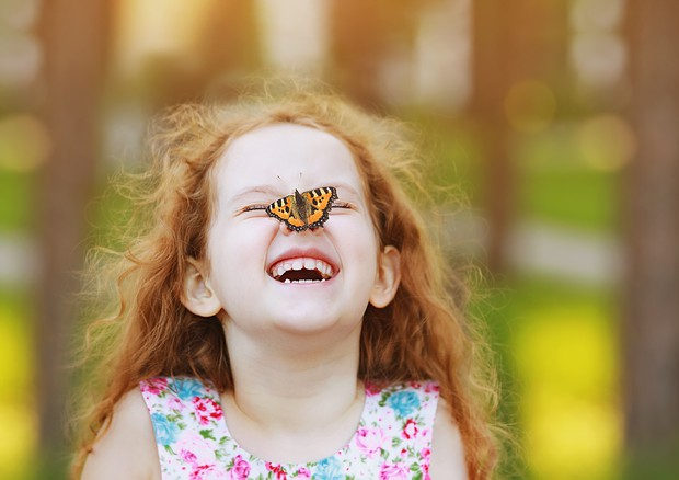 Curando il sorriso potrebbe ridursi anche il rischio-cuore © Ansa
