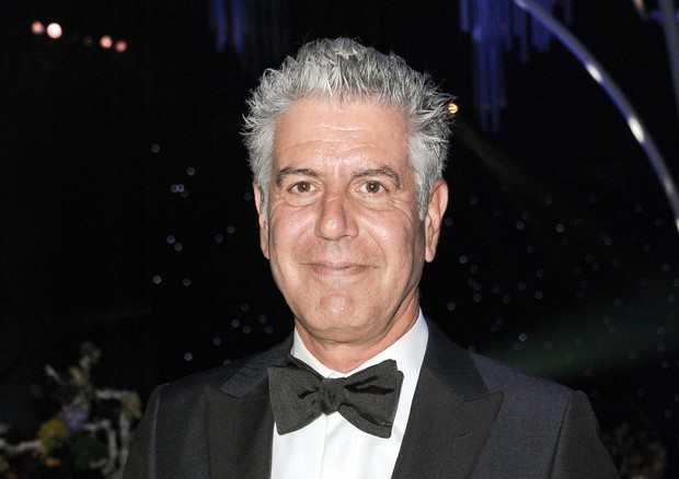 Usa: Cnn, chef Anthony Bourdain morto suicida © AP